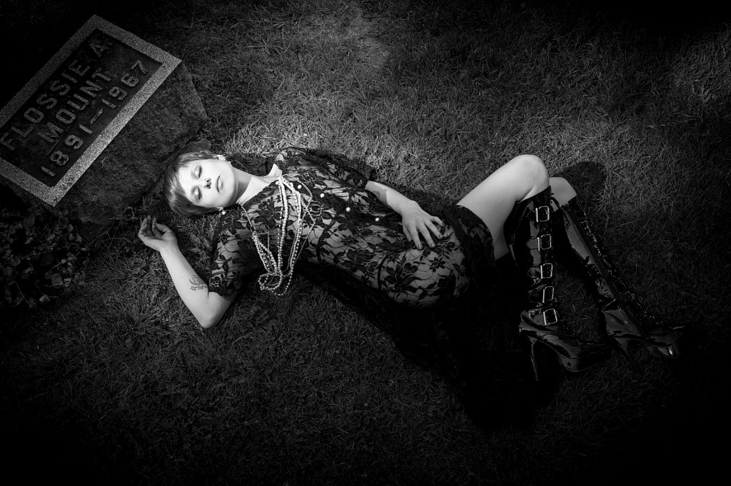 Model - Kayleigh
