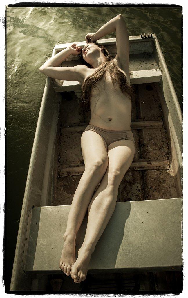 Model - Rebecca T