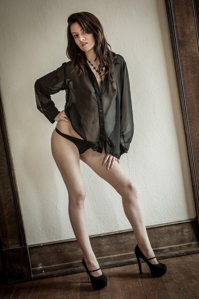 Model - Kristin