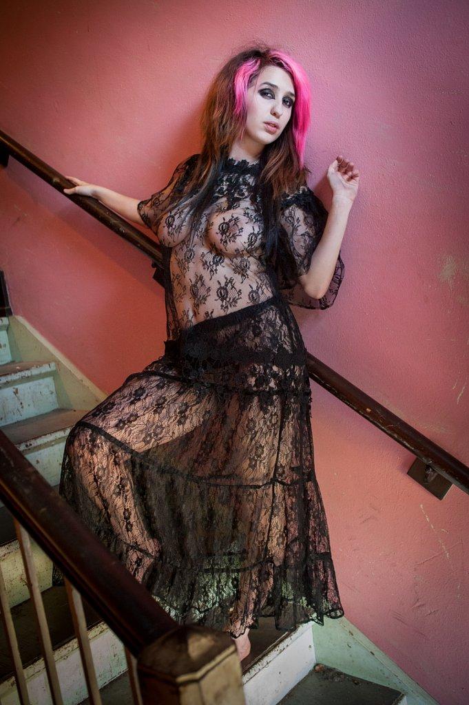 Model -  Christa Kiroscene