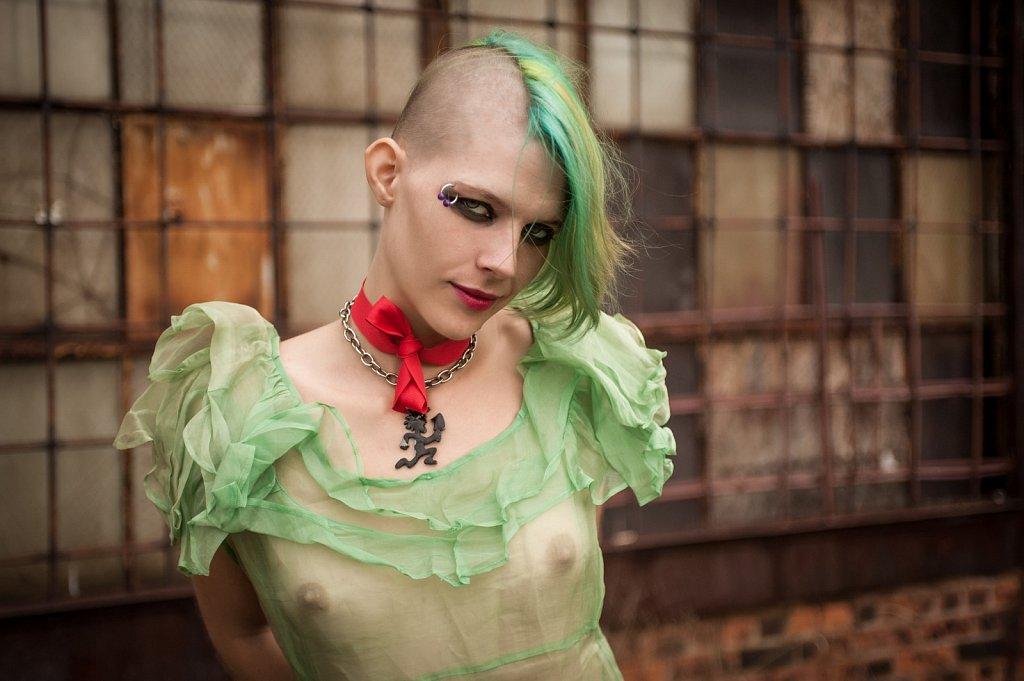 Model - Krissy
